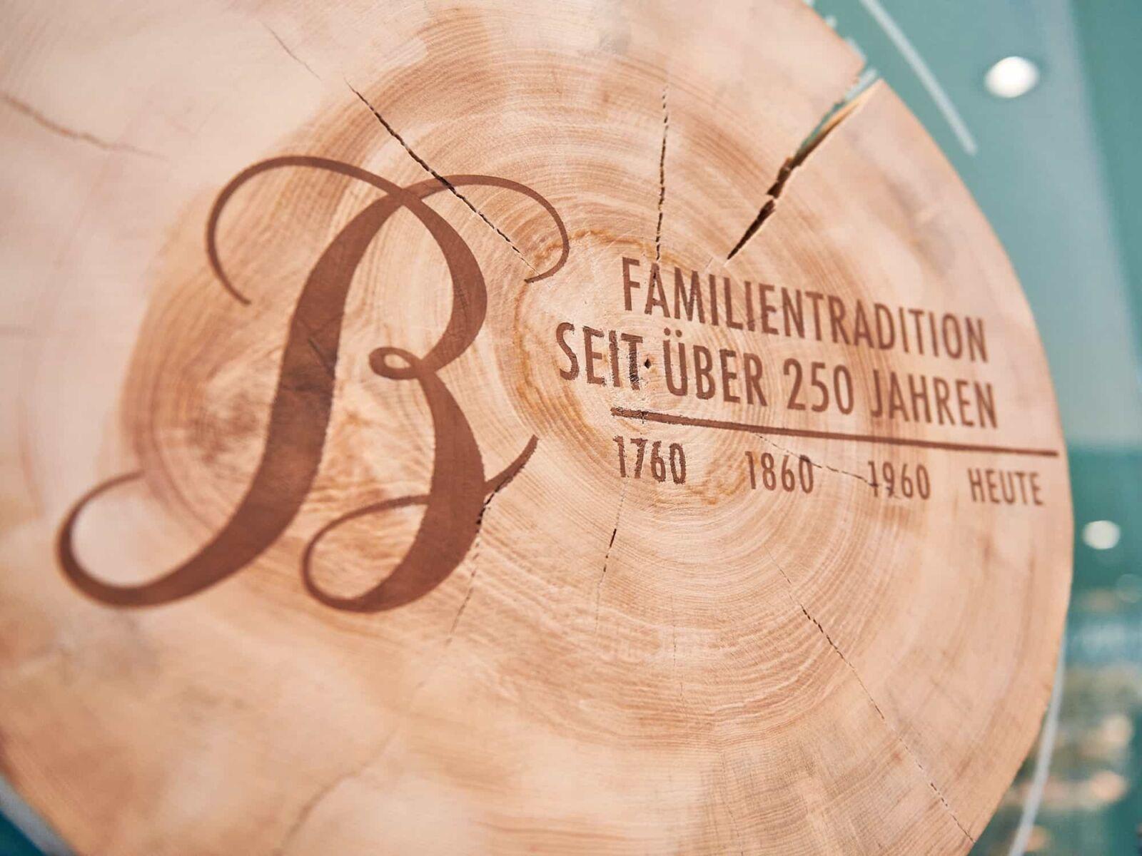 Backwerke mit 250 Jahre Familientradition