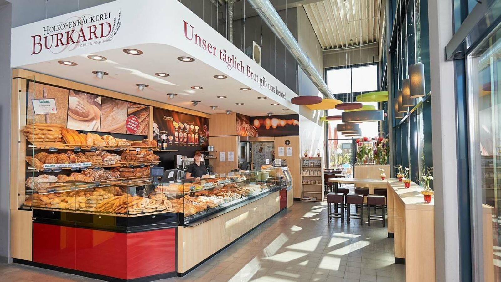 Adelsdorf Im Edeka Markt Backerei Burkard