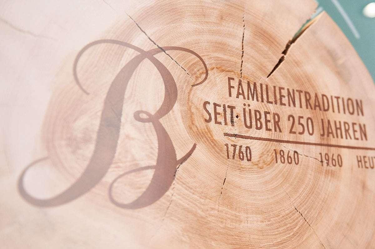Bäckerei mit 250 Jahren Familientradition